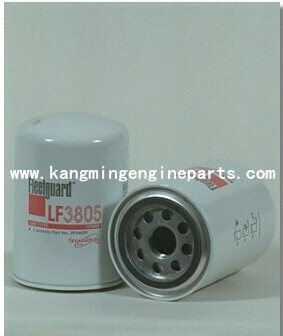 oil filter for engine parts LF3805 diesel engine generstor