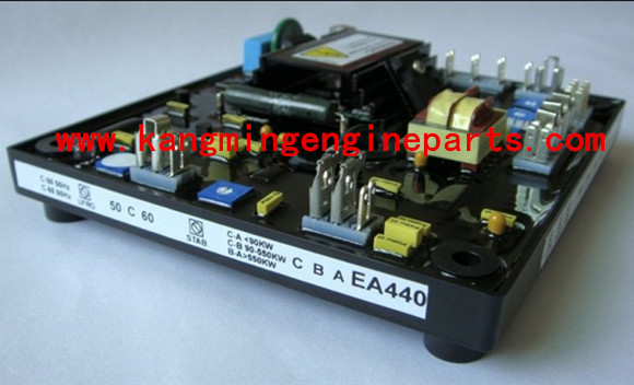 engine parts EA440 panel,auto voltage regulator