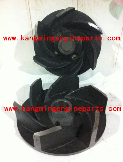 CCEC chongqing engine parts kta38 water pump impeller 3050453 auto parts