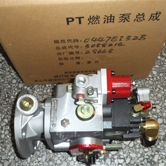 Chongqing kta19 generator engine parts 3058214 PT pump