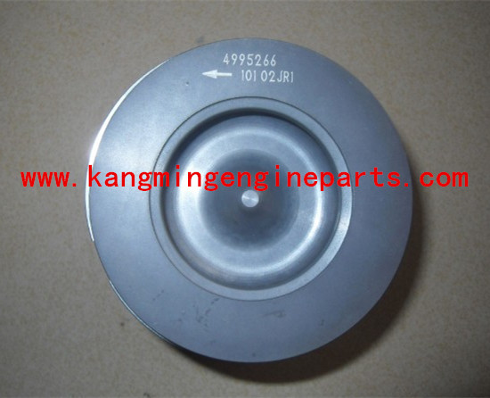 Engine parts ISF 2.8 piston, engine 4995266