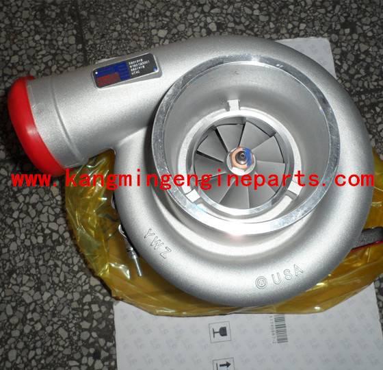 Engine parts nta855 Holset turbocharger HT4C 3801918